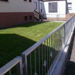 Zaun + Gartentor