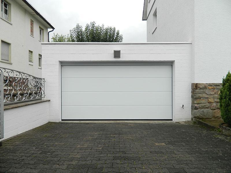 Garagentor hörmann oberfläche  Referenzen | Bechtold Montagetechnik